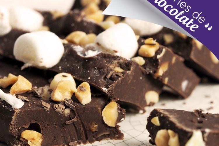 Turrones de Chocolate